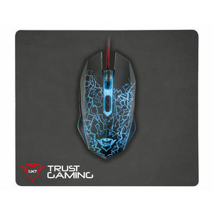 TRUST GXT783 IZZA MOUSE & PAD - MediaWorld.it