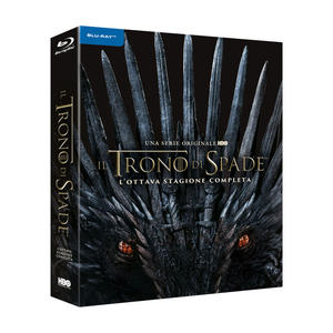 Il Trono di Spade - Blu-Ray - Stagione 8 - MediaWorld.it