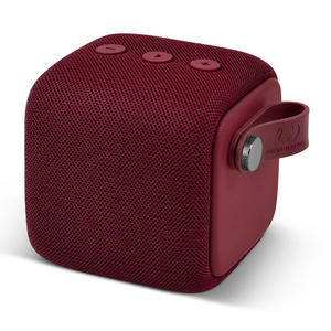 FRESH'N REBEL Rockbox Bold S Ruby Red - MediaWorld.it