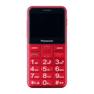 PANASONIC Kx-Tu150exrn ROSSO - MediaWorld.it