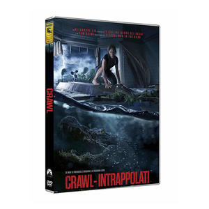 Crawl - Intrappolati - DVD - MediaWorld.it