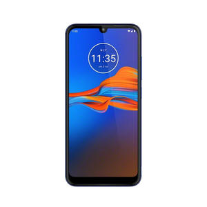 MOTOROLA Moto E6 Plus Caribbean Blue - MediaWorld.it