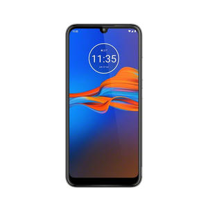 MOTOROLA Moto E6 Plus Polished Graphite - MediaWorld.it