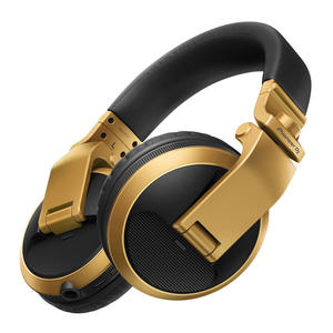 PIONEER DJ Cuffie HDJ-X5BT Oro - MediaWorld.it