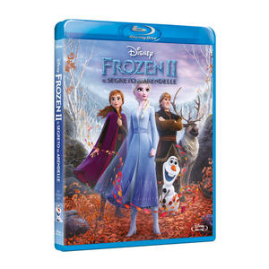 PREVENDITA Frozen II - Blu-Ray - MediaWorld.it