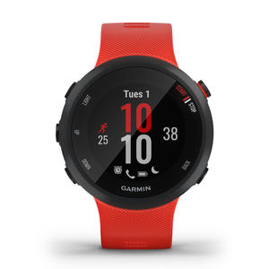 GARMIN Forerunner 45 Rosso Lava 42mm - MediaWorld.it