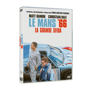 Le Mans '66 - La grande sfida - DVD - MediaWorld.it