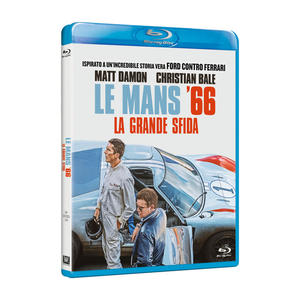Le Mans '66 - La grande sfida - Blu-Ray - MediaWorld.it