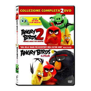 Angry Birds - Collection 1-2 - DVD - MediaWorld.it