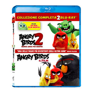 Angry Birds - Collection 1-2 - Blu-Ray - MediaWorld.it