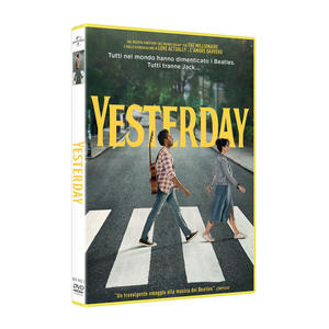 Yesterday - DVD - MediaWorld.it