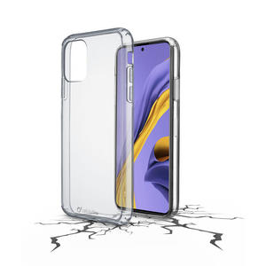 CELLULARLINE Cover Clear Duo - Galaxy A51 trasparente - MediaWorld.it