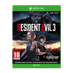 PREVENDITA Resident Evil 3 - XBOX ONE - MediaWorld.it