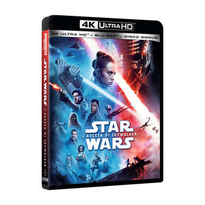 PREVENDITA Star Wars: L'ascesa di Skywalker - Blu-Ray  UHD - MediaWorld.it
