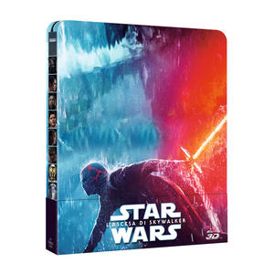 PREVENDITA Star Wars: L'ascesa di Skywalker - Blu-Ray  3D - MediaWorld.it