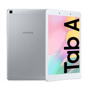 SAMSUNG TAB A 2019 8 SILVER LTE - MediaWorld.it