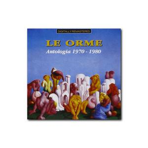 Le_Orme - Antologia 1970-1980 - MediaWorld.it