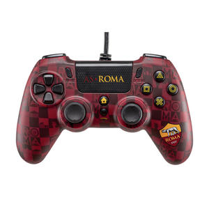 QUBICK CONTROLLER PS4 AS ROMA - MediaWorld.it