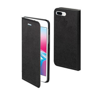 ISY Cover Pelle iPhone 7/8 Black - MediaWorld.it