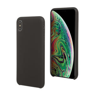 ISY Cover Soft per iPhone X/XS Black - MediaWorld.it