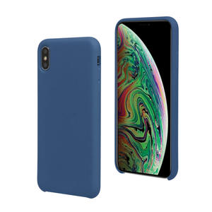 ISY Cover Soft per iPhone X/XS Blue - MediaWorld.it