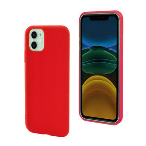 ISY Cover Soft per iPhone 11 Rossa - MediaWorld.it