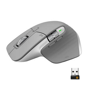 LOGITECH MX MASTER 3 MID GREY - MediaWorld.it