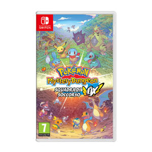 Pokémon Mystery Dungeon: Squadra di Soccorso DX - NSW - MediaWorld.it