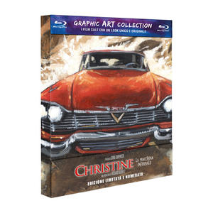 Christine - La Macchina Infernale - Blu-Ray - MediaWorld.it