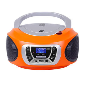 TREVI CMP 510 DAB + CD Arancione - MediaWorld.it