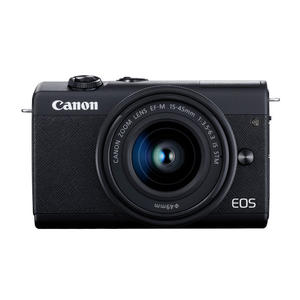 CANON EOS M200 Black + EF-M15-45MM - MediaWorld.it