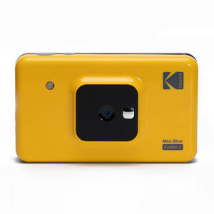 KODAK MINI SHOT 2 CAMERA COMBO Giallo - MediaWorld.it