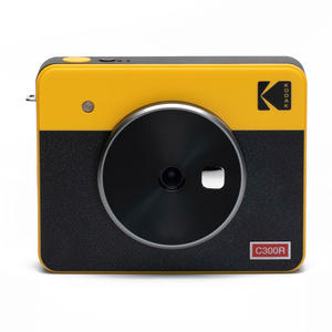 KODAK MINI SHOT COMBO 3 RETRO  GIALLO - MediaWorld.it