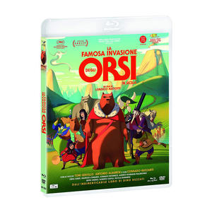 La famosa invasione degli orsi in Sicilia - Blu-Ray - MediaWorld.it