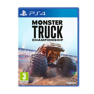 PREVENDITA Monster Truck Championship - PS4 - MediaWorld.it