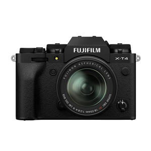 FUJIFILM X-T4 KIT XF18-55MM BLACK - MediaWorld.it