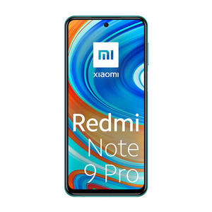 XIAOMI Redmi Note 9 Pro 6+128  Tropical Green - MediaWorld.it