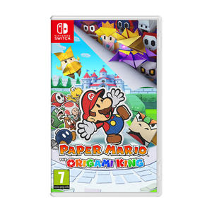 Paper Mario: The Origami King - NSW - MediaWorld.it