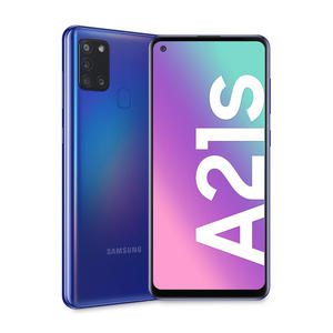 SAMSUNG Galaxy A21s 32GB Blue - MediaWorld.it