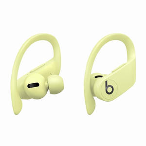 BEATS BY DR.DRE Powerbeats Pro Totally Wireless Giallo Primavera - MediaWorld.it
