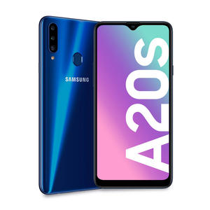 SAMSUNG Galaxy A20s Blue - MediaWorld.it