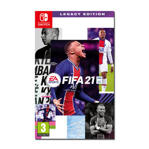 FIFA 21 Legacy Edition - NSW - MediaWorld.it
