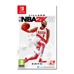 NBA 2K21 - NSW - MediaWorld.it