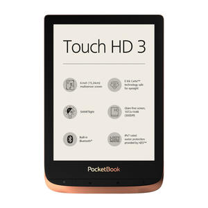 POCKETBOOK Touch HD 3 Spicy Copper - MediaWorld.it