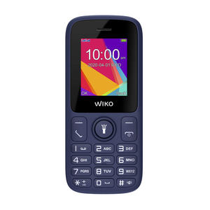WIKO F100  Blue - MediaWorld.it