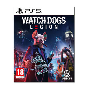 PREVENDITA WATCH DOGS LEGION - PS5 - MediaWorld.it