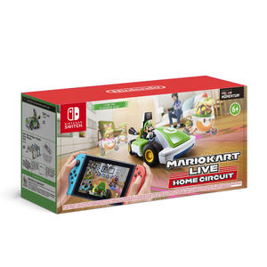 Mario Kart Live Home Circuit: Set Luigi - NSW - PRMG GRADING OOCN - SCONTO 20,00% - MediaWorld.it
