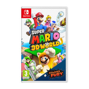 PREVENDITA Super Mario 3D World + Bowser's Fury - NSW - MediaWorld.it