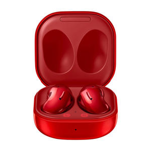 SAMSUNG Galaxy Buds Live Mystic Red - MediaWorld.it
