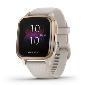 GARMIN Venu Sq Music Edition - Light Sand Rose Gold - MediaWorld.it